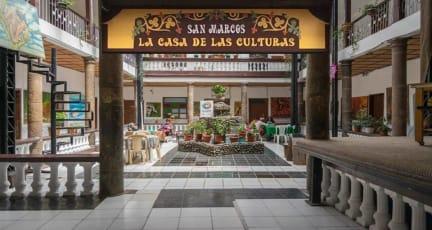 Фотографии San Marcos Cultural & Guesthouse