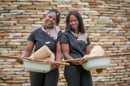 Zdjęcia nagrodzone Karongwe River Lodge