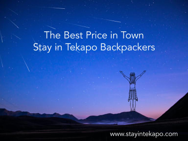 Photos of Stay in Tekapo Backpackers