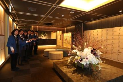 Foto di Cabin & Capsule Hotel J-SHIP Osaka Namba