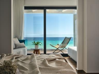 Foto di Cavo Orient Beach Hotel
