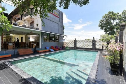Photos of RedDoorz Plus near Mall Bali Galeria 2
