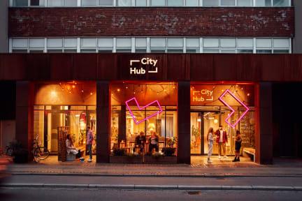 Fotky CityHub Copenhagen