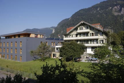 Fotky Backpackers Villa Sonnenhof (Hostel Interlaken)