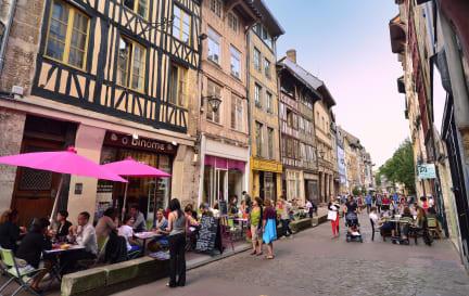 Fotos de Auberge de Jeunesse HI Rouen