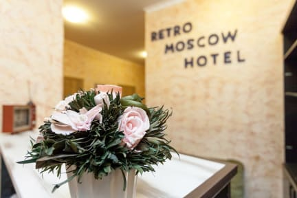 Foto's van Retro Moscow on Arbat