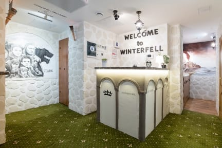 Photos de Winterfell Tverskaya