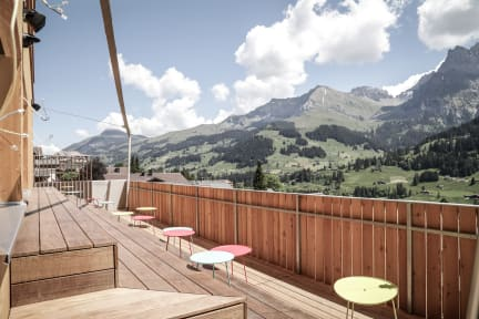 Revier Mountain Lodge Adelboden照片