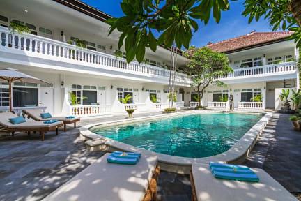 Akaya Bali tesisinden Fotoğraflar