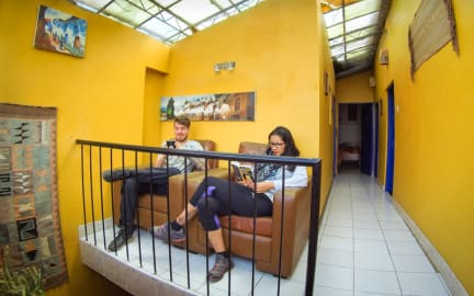 Foto di Flying Dog Hostel Cusco