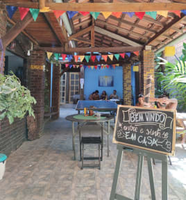 Meu Mundo Hostel Bar tesisinden Fotoğraflar
