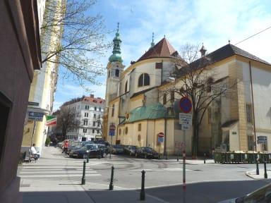 Billeder af Sobieski Town Apartments Vienna