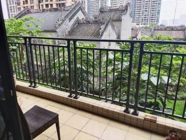 Fotos von Lv Tu Apartment Pazhou Exhibition Center