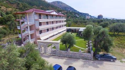Hotel Riviera Borsh tesisinden Fotoğraflar
