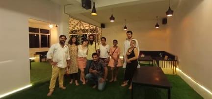 Billeder af The Hangout Hostel Agra