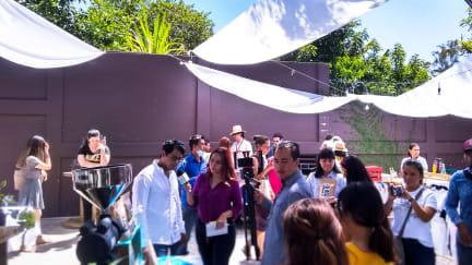 Kuvia paikasta: Hostal Axolote Negro Oaxaca
