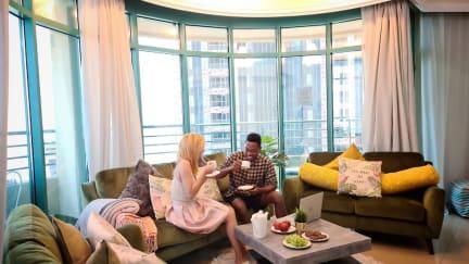 Fotografias de Green Sky Apartment