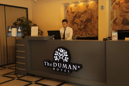 Bilder av The Duman Hotel