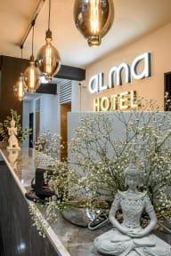 Billeder af Alma Hotel