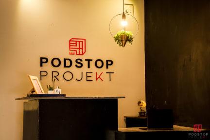 Bilder av Podstop Projekt