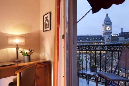 Foto's van Hotel Terminus Lyon