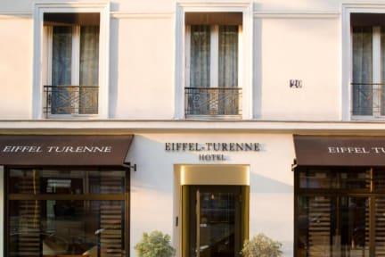 Фотографии Hotel Eiffel Turenne