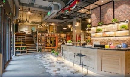 Foto di Moju Apartment (Changjiang Rd. Branch)