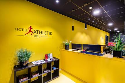 Kuvia paikasta: Hotel Athletik Kiel