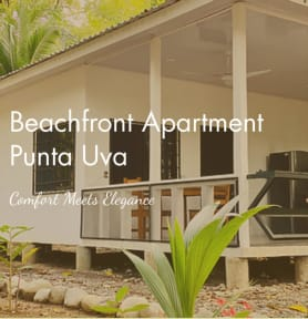 Beach Front Apartment Punta Uva의 사진