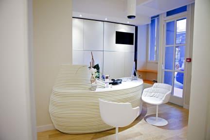 Фотографии Hotel Andrea Paris Marais