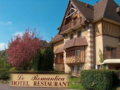 Foton av Hotel le Romantica Honfleur
