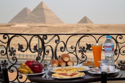 Foton av Pyramids Planet Hotel