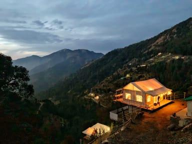 Fotky Moksham Himalayan Campsite
