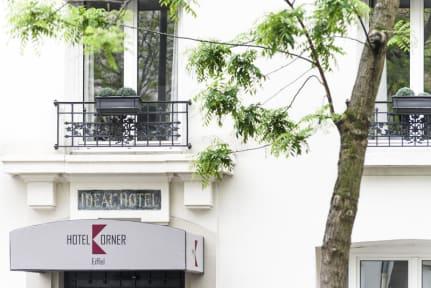 Kuvia paikasta: Korner Eiffel Hotel