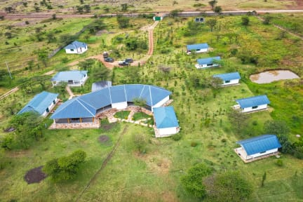 Kuvia paikasta: Masai Mara Safari Lodge