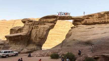 Fotos de Nights With Bedouin & Jeep Tours