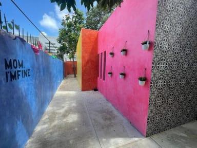 Foto di Hostal De La Luz Cancun