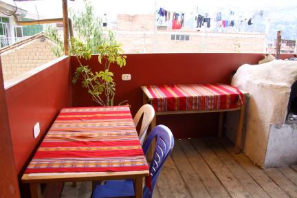 Foto's van Hostal Los Andes