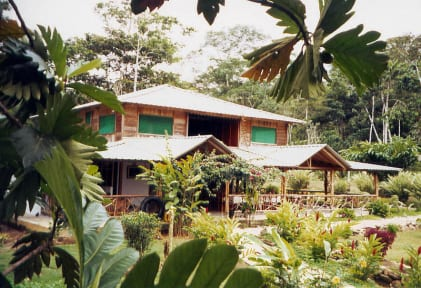 Fotky Suchipakari Jungle Lodge