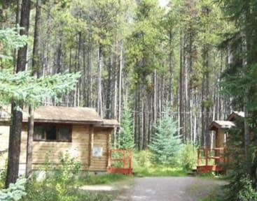 HI Athabasca Falls tesisinden Fotoğraflar