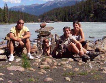 Foto di HI Athabasca Falls