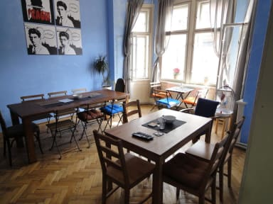 Photos of Franz Kafka Hostel