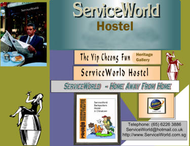 Fotos de ServiceWorld Hostel