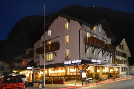 Fotos von Hotel Rössli Interlaken
