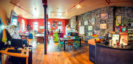 Foto di The Alternative Hostel of Old Montreal