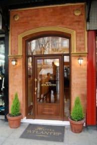Zdjęcia nagrodzone Atlantis Hotel Thessaloniki