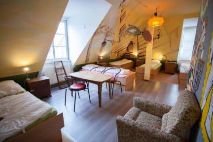 Zdjęcia nagrodzone Labyrinth Hostel Weimar