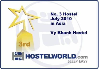 Zdjęcia nagrodzone Vy Khanh Hostel