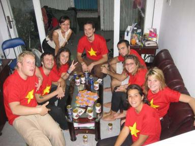 Vy Khanh Hostel tesisinden Fotoğraflar