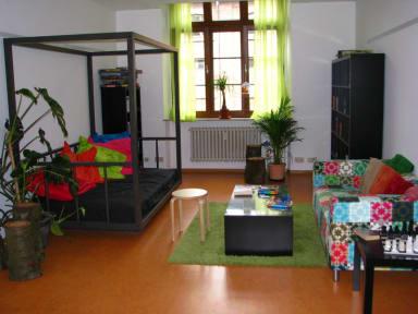 Steffi's Hostel Heidelberg照片